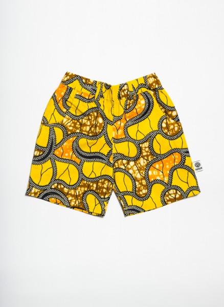 Carlo, shorts, Yellow Tracks