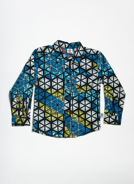Billy, skjorte, Blue Triangle, limited edition