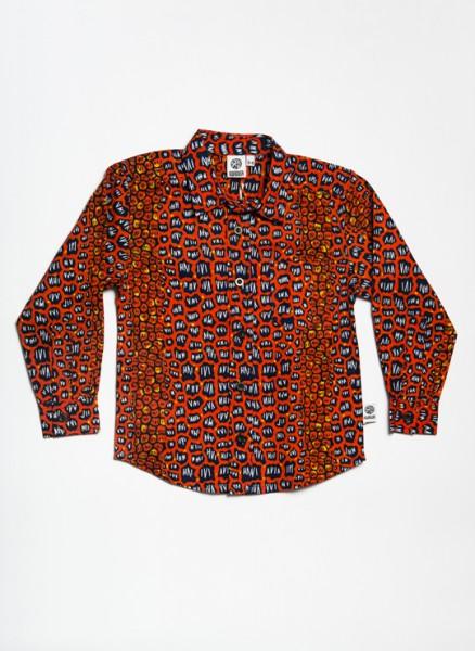 Billy, skjorte, Orange Stones, limited edition