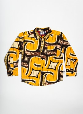 Billy, skjorte, Yellow Weave, limited edition