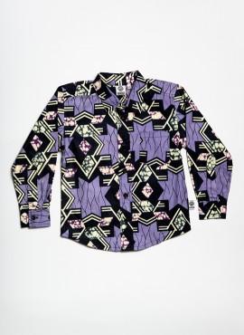 Billy, shirt, Purple Star, limited edition
