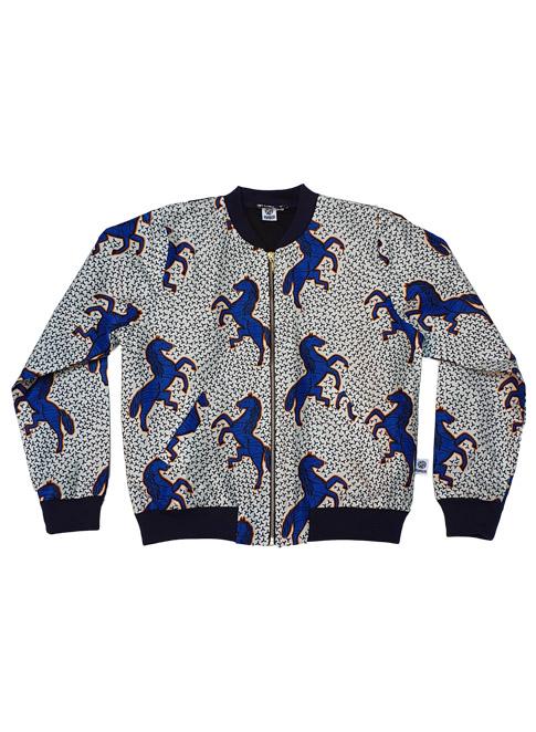 Ali, Blue Horses, normal fit