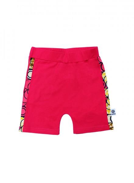 Anton, shorts, pink, pink rings