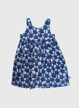 Carmen, kjole, Blue Atoms