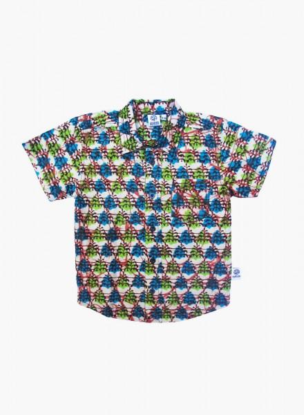 Conrad, kortærmet skjorte, Green Toffies, limited edition
