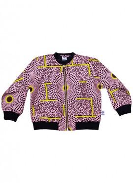 Anissa, bomber jacket, Rosy Insubura