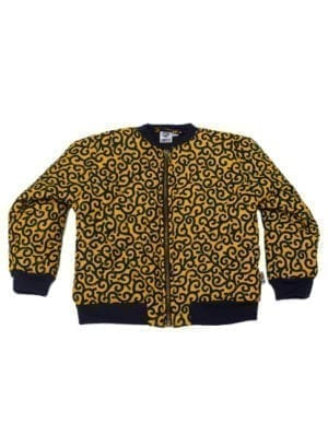 Fatma, quiltet bomber jacket, Millipede