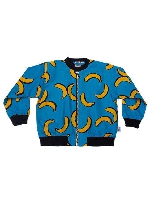 Fatma, vatteret bomber jacket, Bananas