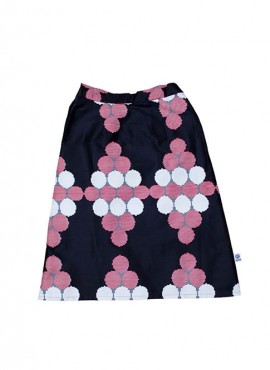 Gloria, nederdel, Dots in Black