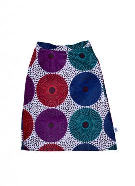 Gloria, nederdel, Multi-color Insubura