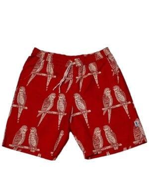 Hannibal, shorts, Very Red Birds