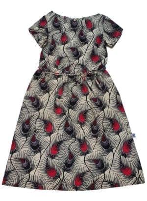 Hedvig, Feathers, kjole