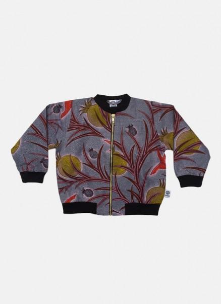 Anissa, bomber jacket, Pineapple, limited edition
