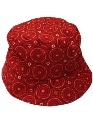 Ib, bøllehat, Red Circles