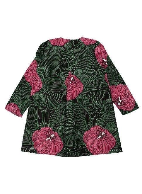 Ilona, frakke, Big Pink Tulip