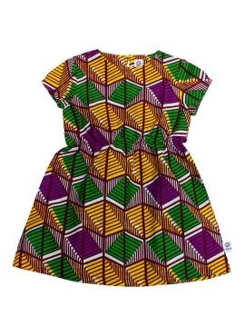 Coco, dress, Geometric