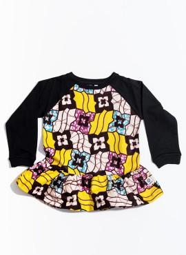 Daisy, T-shirt, LS, Butterflies