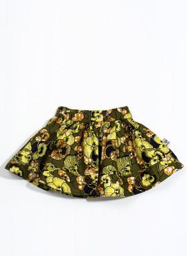 Doris, nederdel, Pansy Flower