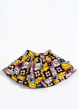 Doris, nederdel, Butterflies