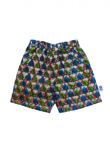 Carlo, shorts, Green Toffies