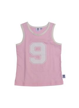 Eric, organic, tank top, pink, No. 9