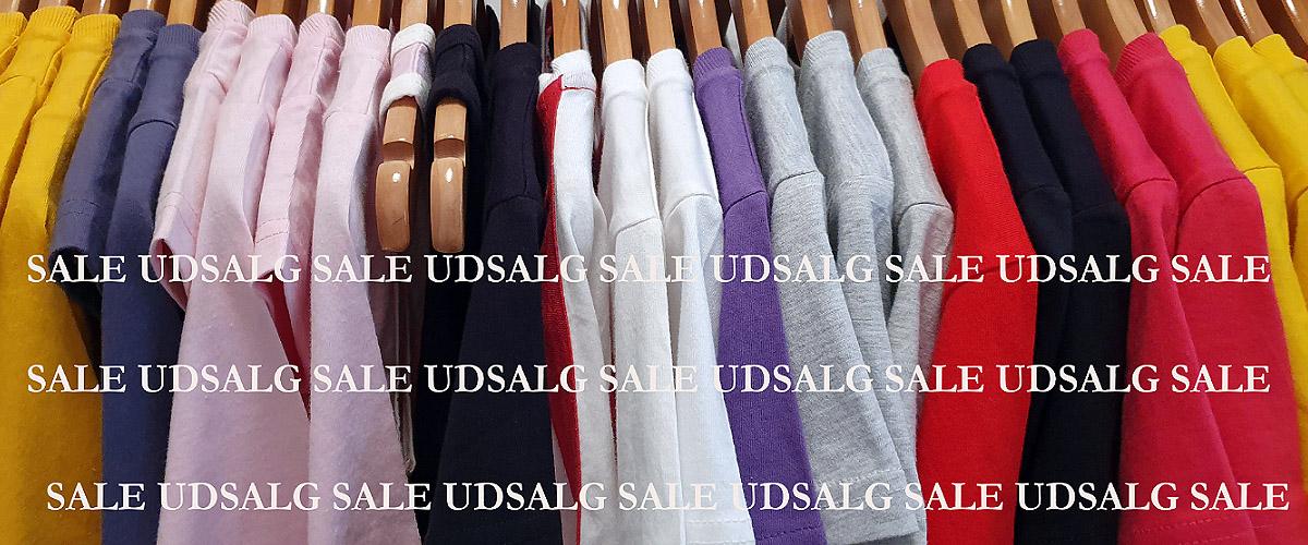 Udsalg - Pige T-shirts - Kwadusa.com